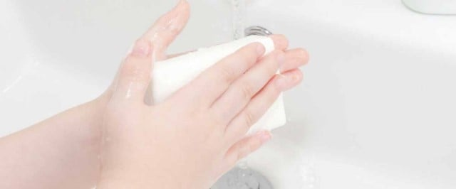 How to Wash Your Hands Correctly Step by Step